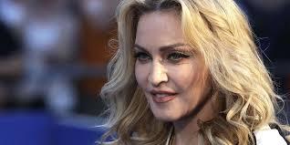 La reine de la chanson pop, la chanteuse américaine Madonna